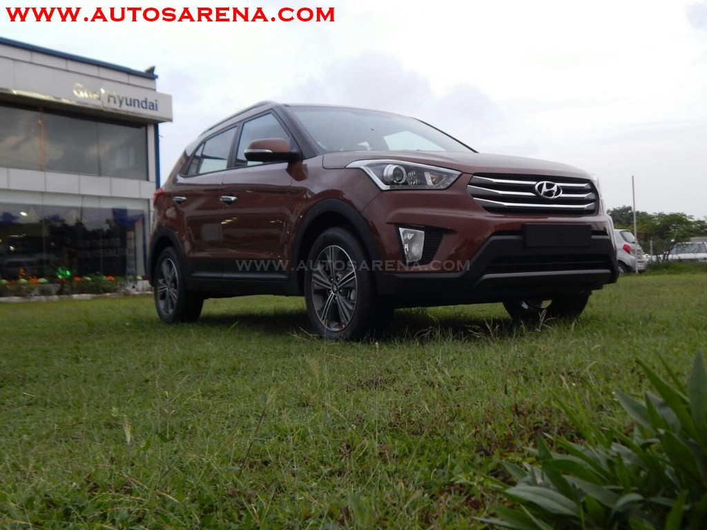Hyundai Creata Earth Brown (5)