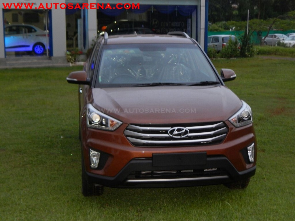 Hyundai Creata Earth Brown (8)