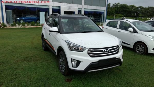 Hyundai Creta 1st Anniversay Edition (3)