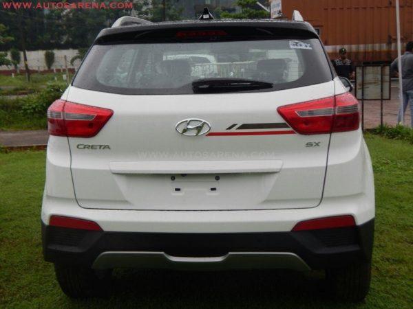 Hyundai Creta Anniversary Edition Goa (13)