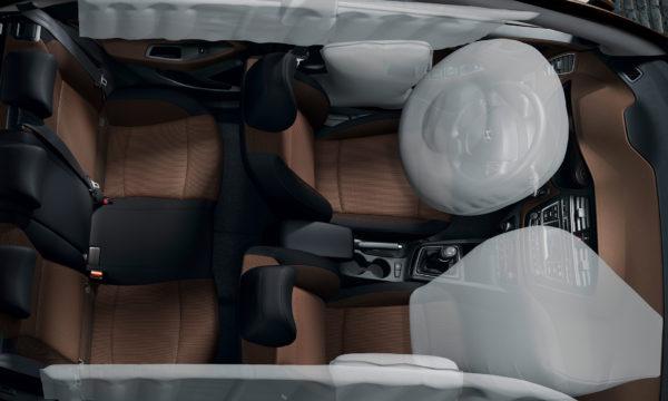 Hyundai Elite i20 and i20 Active 6 airbags 2