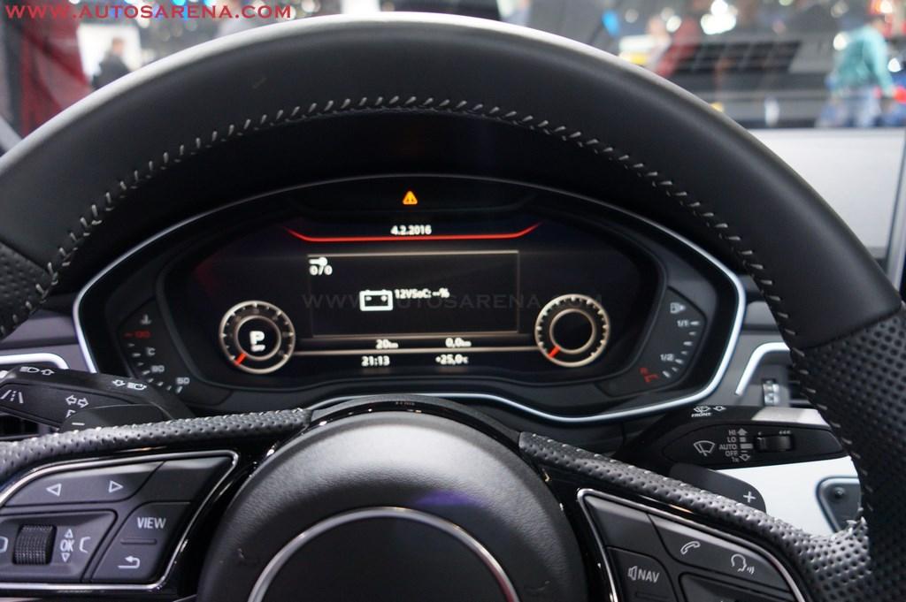 New Audi A4  (12)