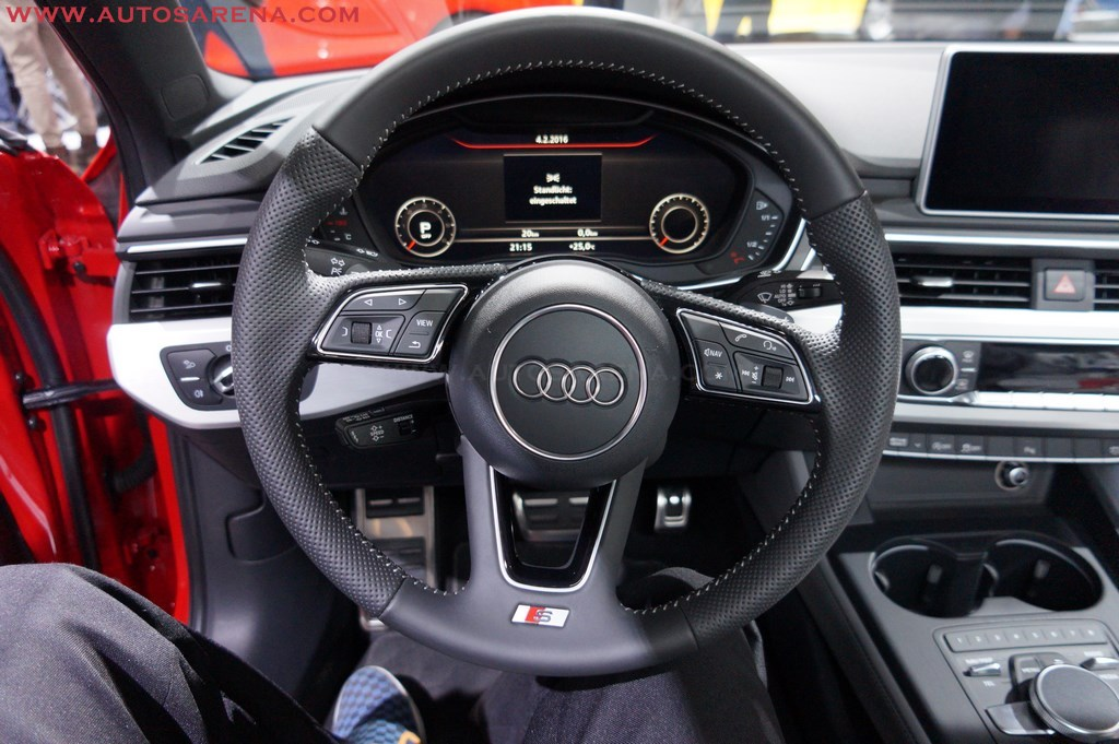 New Audi A4  (16)