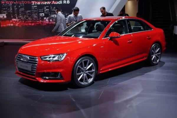 New Audi A4  (22)