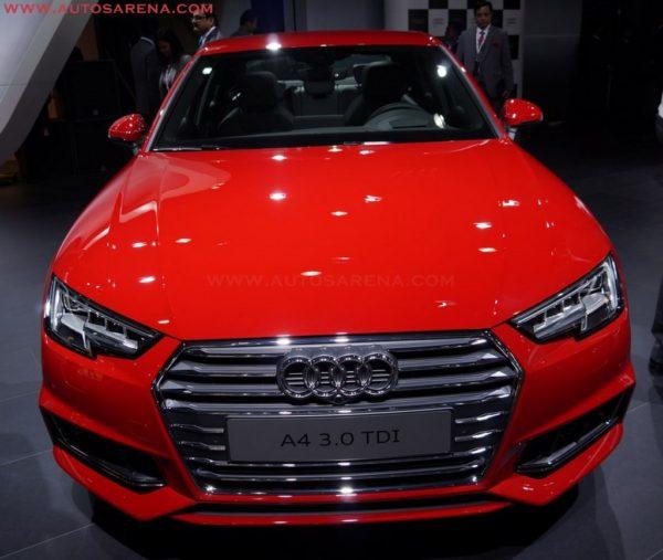 New Audi A4 (23)