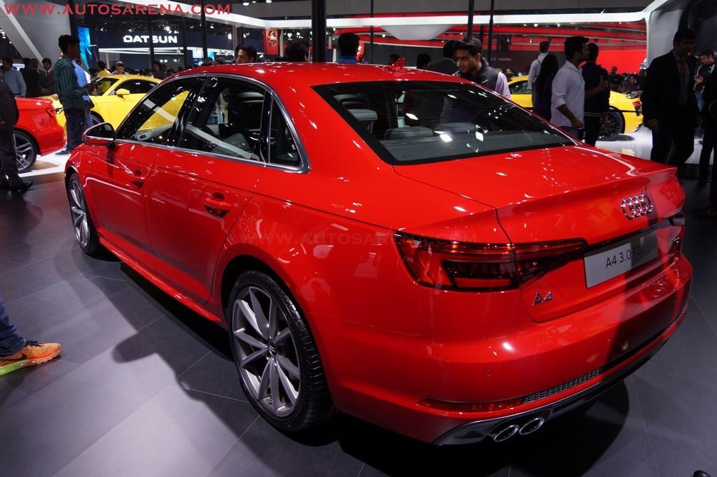 New Audi A4  (8)
