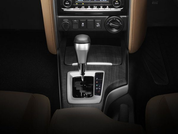 New Gen Toyota Fortuner Interior (5)
