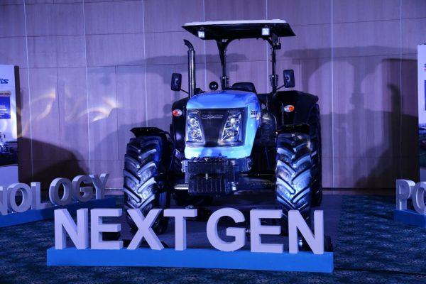 Sonalika Solis 120 HP tractor