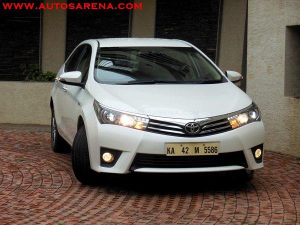 Toyota Corolla Altis (9)