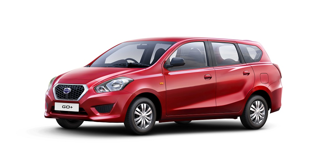 Made In India Datsun GO+ exports to South Africa begin