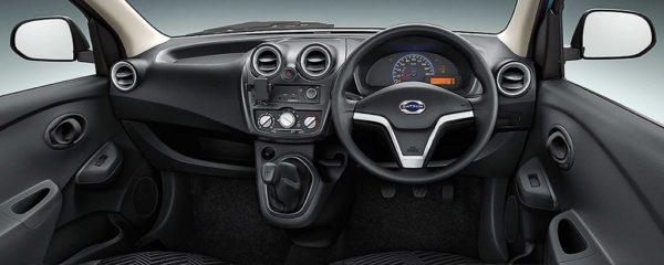 Datsun Go+ South Africa Interior