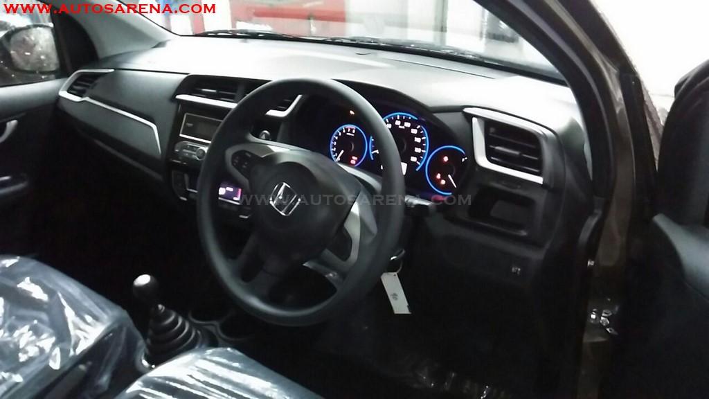 Honda Brio Facelift (8)