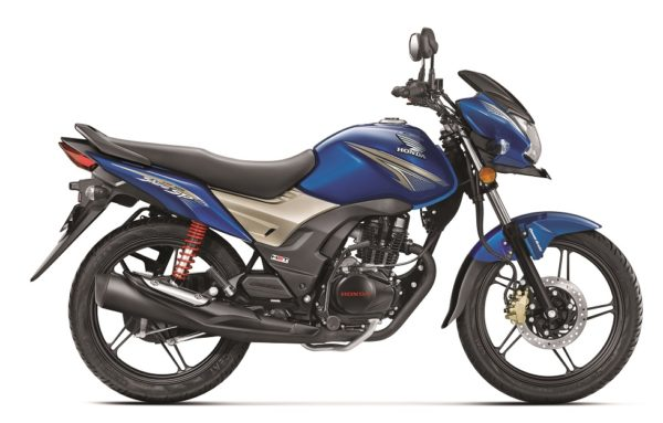 Honda_CB Shine SP 1 lakh sales