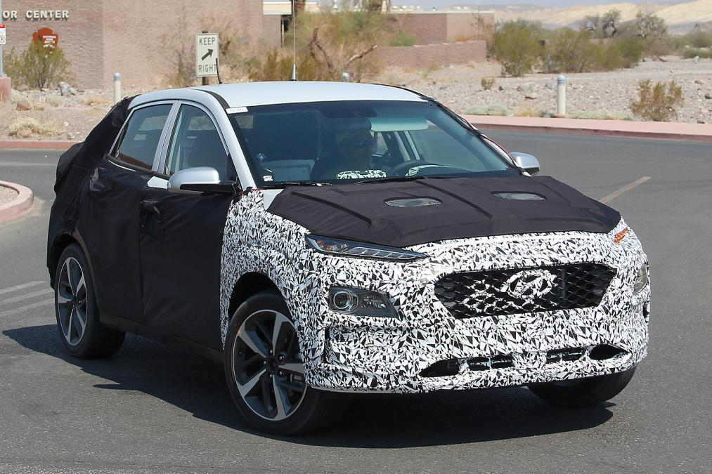 hyundai plans compact crossover to take on nissan juke. Black Bedroom Furniture Sets. Home Design Ideas