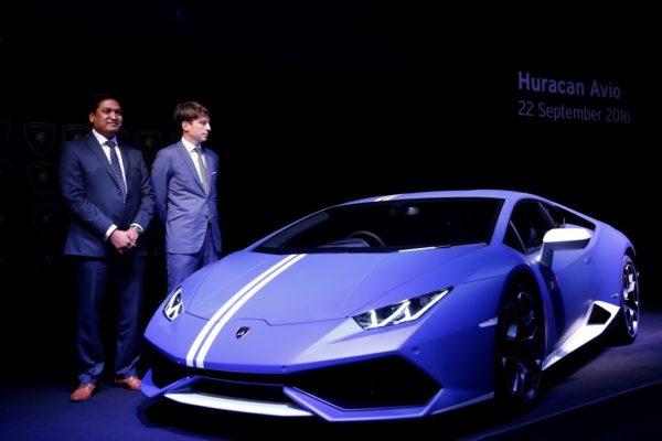 Lamborghini Huracan Avio_Pic1