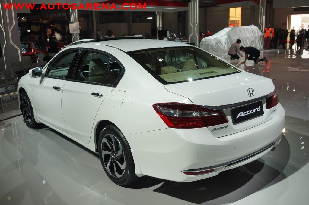 honda to launch the new accord hybrid in india in october. Black Bedroom Furniture Sets. Home Design Ideas