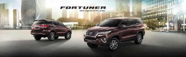 New Toyota Fortuner SUV India launch in November