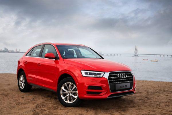 Audi Q3 Dynamic Edition 1