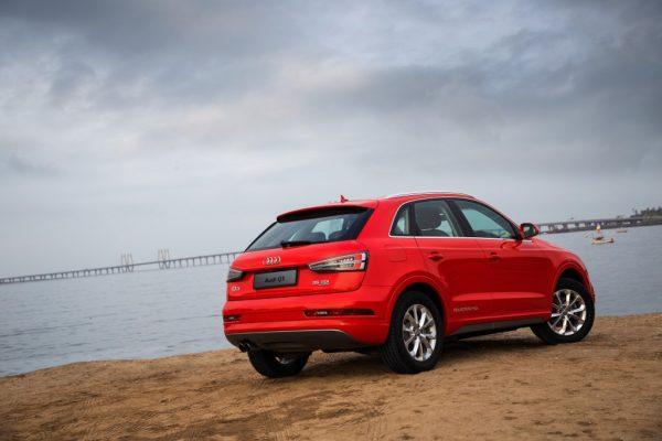 Audi Q3 Dynamic Edition 2