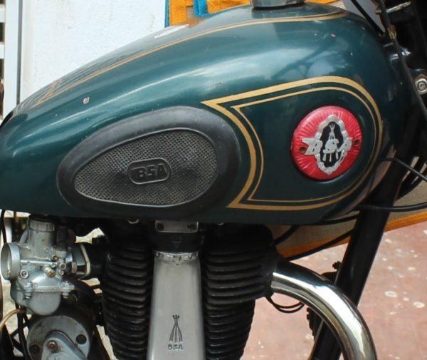 BSA - Logo