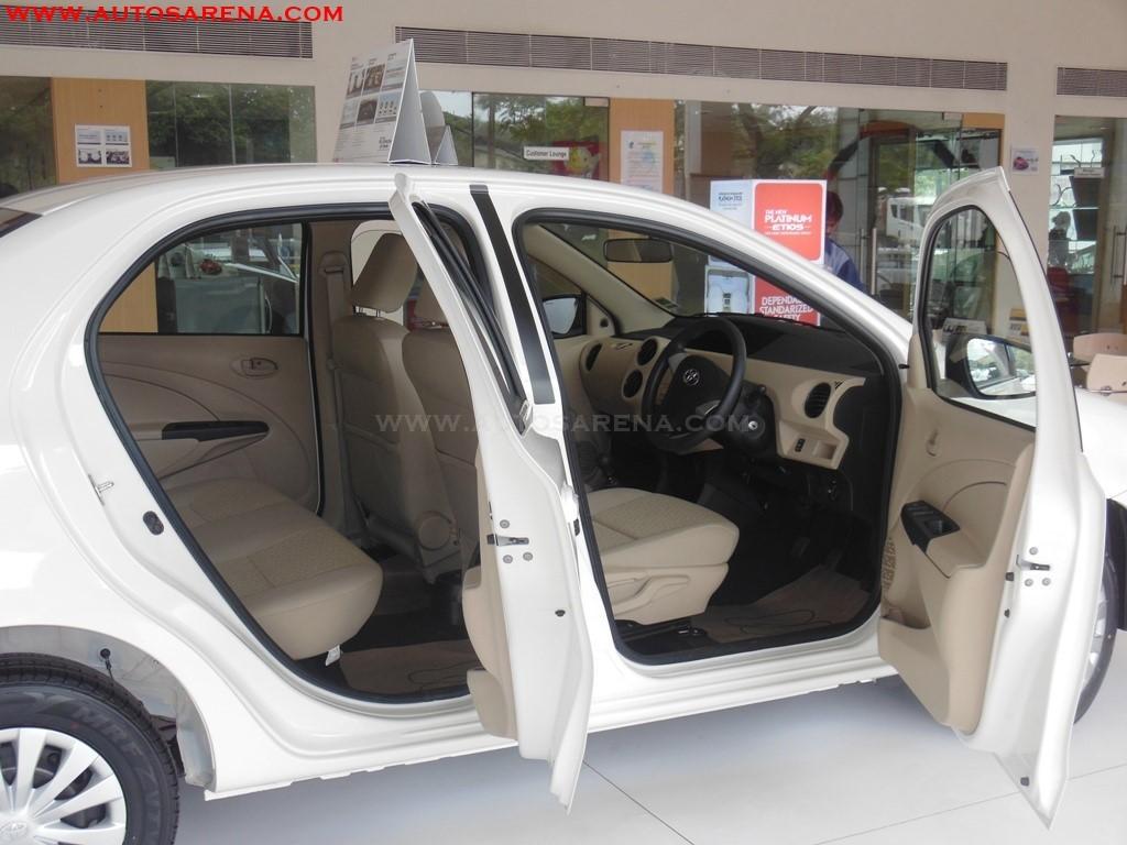 Toyota Etios Platinum (4)
