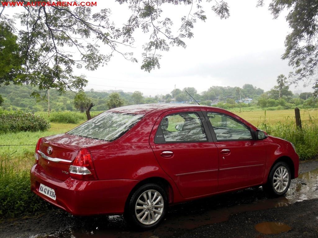 Toyota Etios Platinum (42)