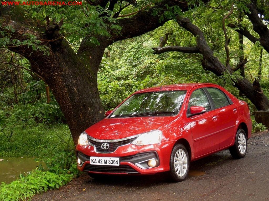 Toyota Etios Platinum Review