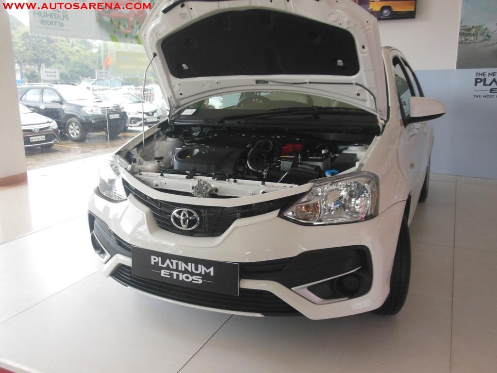 Toyota Etios Platinum (8)