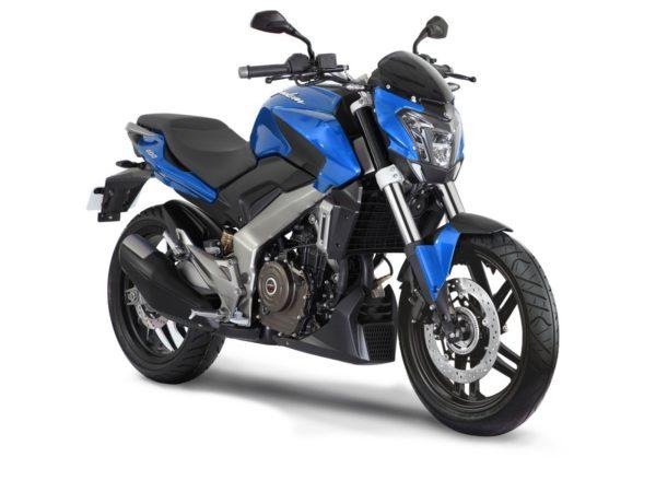 Bajaj Dominar 400 Blue