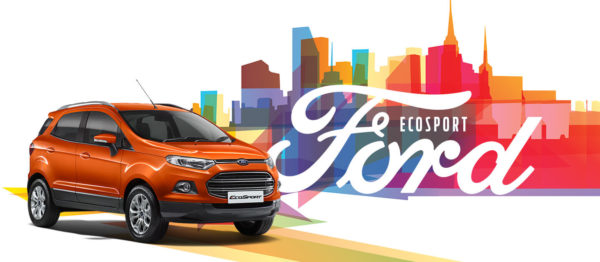 Ford EcoSport Dual Airbags