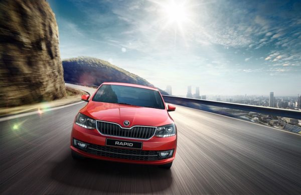 The New Skoda Rapid 2