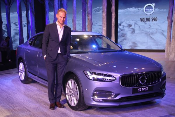 Tom von Bonsdorff- Managing Director, Volvo Auto India_1