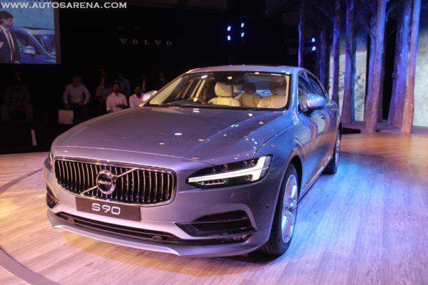 Volvo S90 India Exteriors (18)