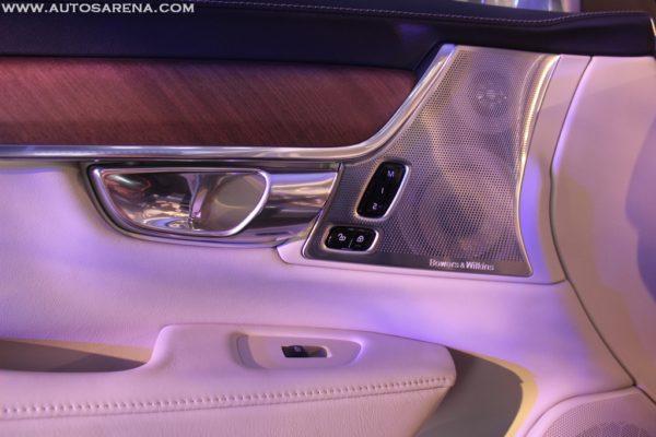 Volvo S90 India Interiors (24)
