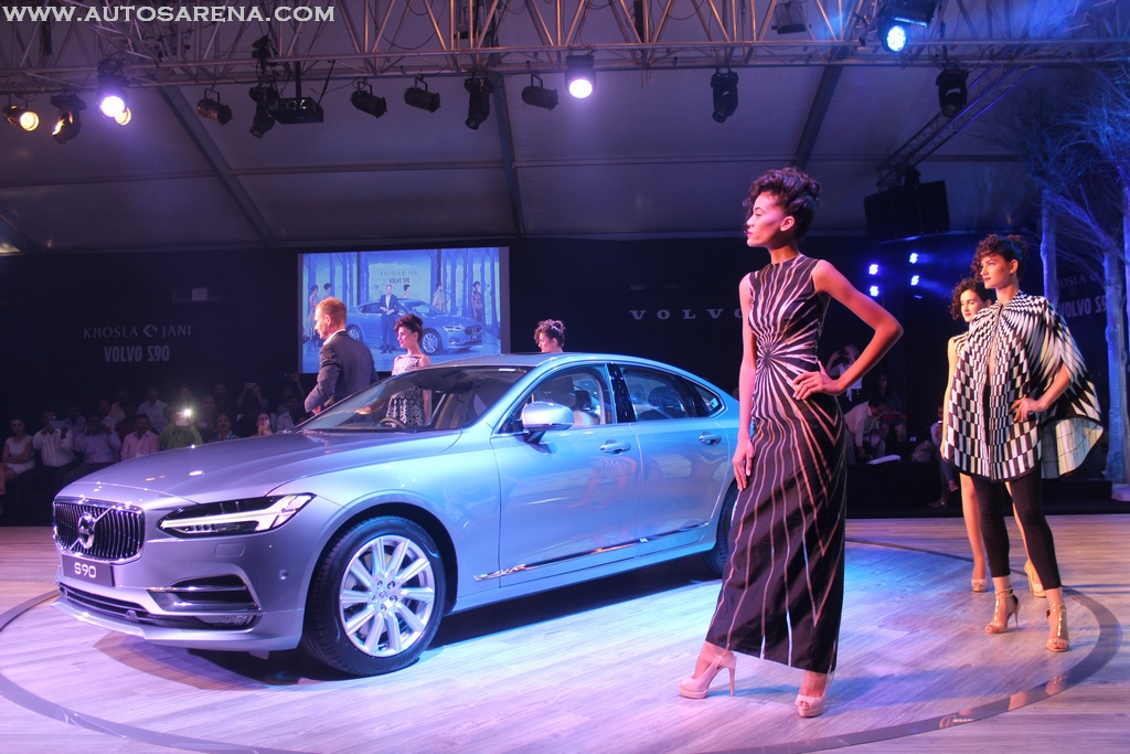Volvo S90 India launch (1)