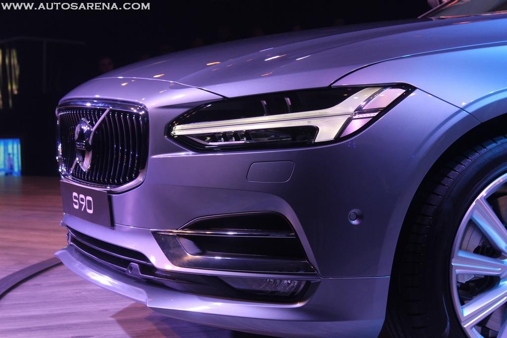 Volvo S90 India launch (3)