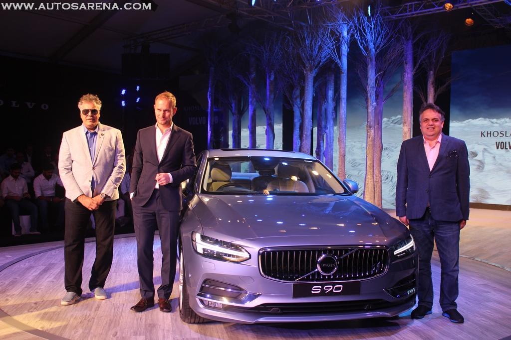 Volvo S90 India launch (4)