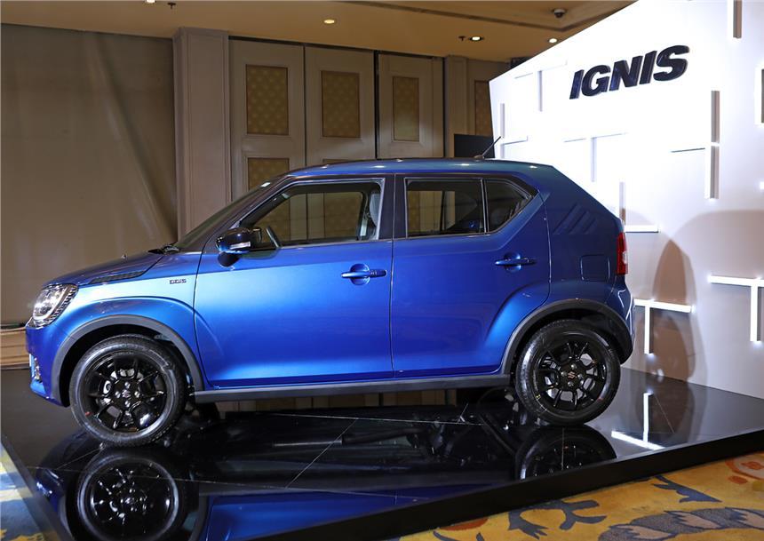 Maruti Suzuki Ignis Previewed All Details Inside