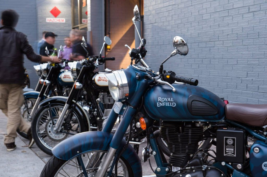 royal enfield Royal enfield branches out in a new direction with the announcement of an electric production mode, a drastic shift from the company's status quo.