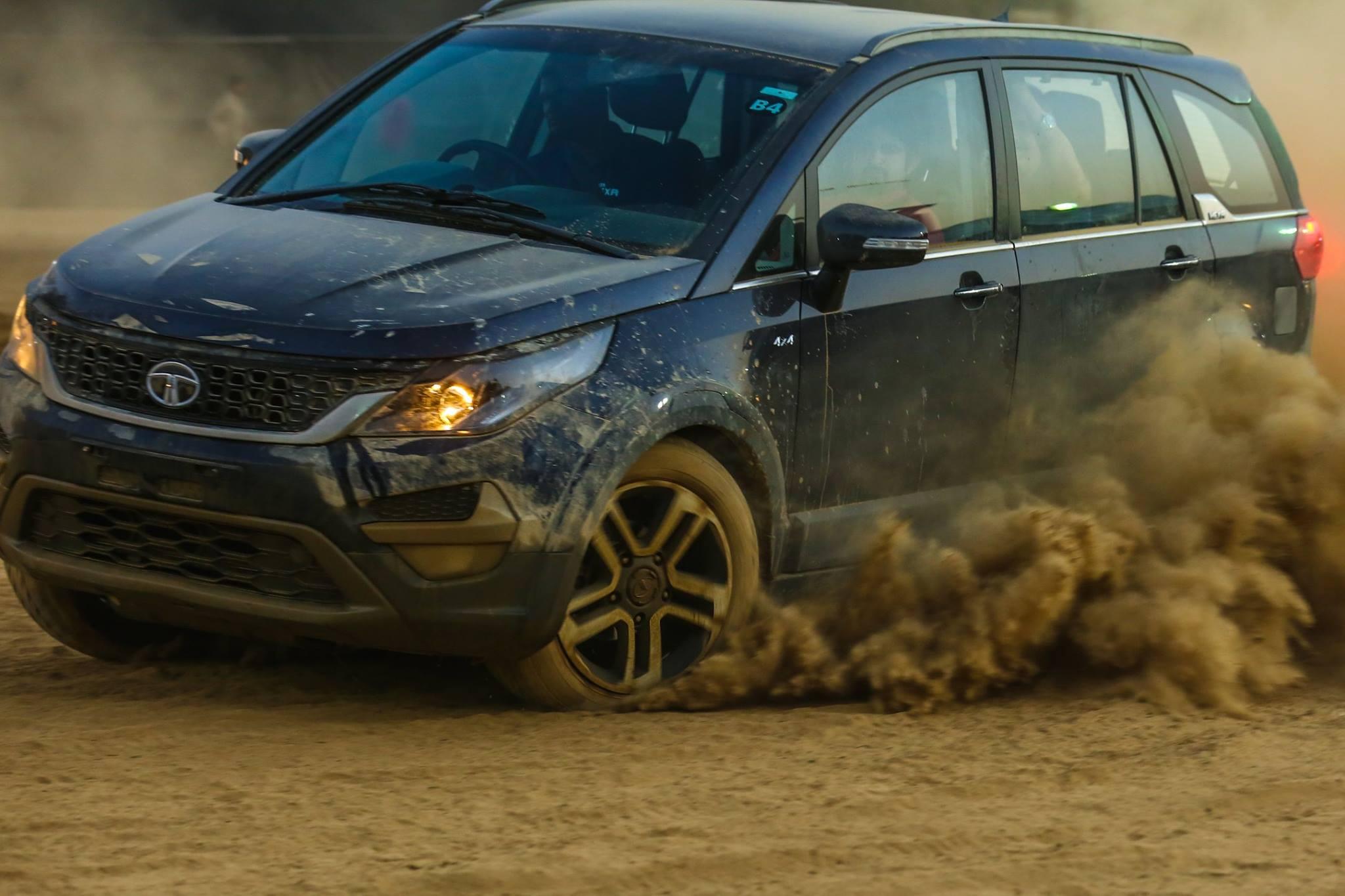 Tata Motors Hexa Launch On January 18 2017 Aggressive