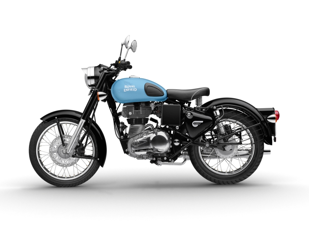 Royal Enfield Introduces The Classic 350 Redditch Series