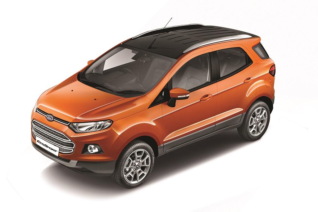 02 Ford EcoSport Platinum Edition with Dual Tone Exteriors