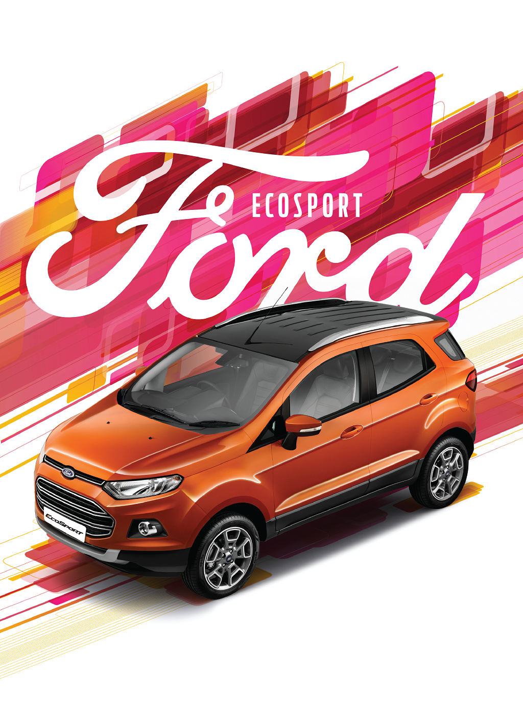 03 Ford EcoSport Platinum Edition with Dual Tone Exteriors