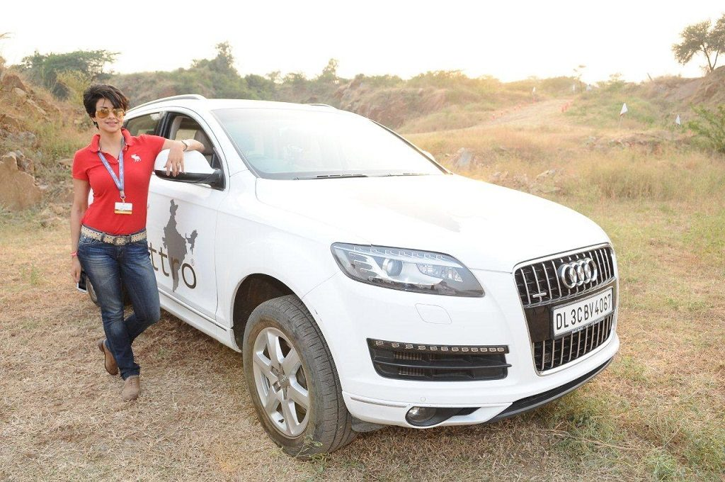 Film Actor Gul Panag Introduces Audi Q Life At Audi Women S