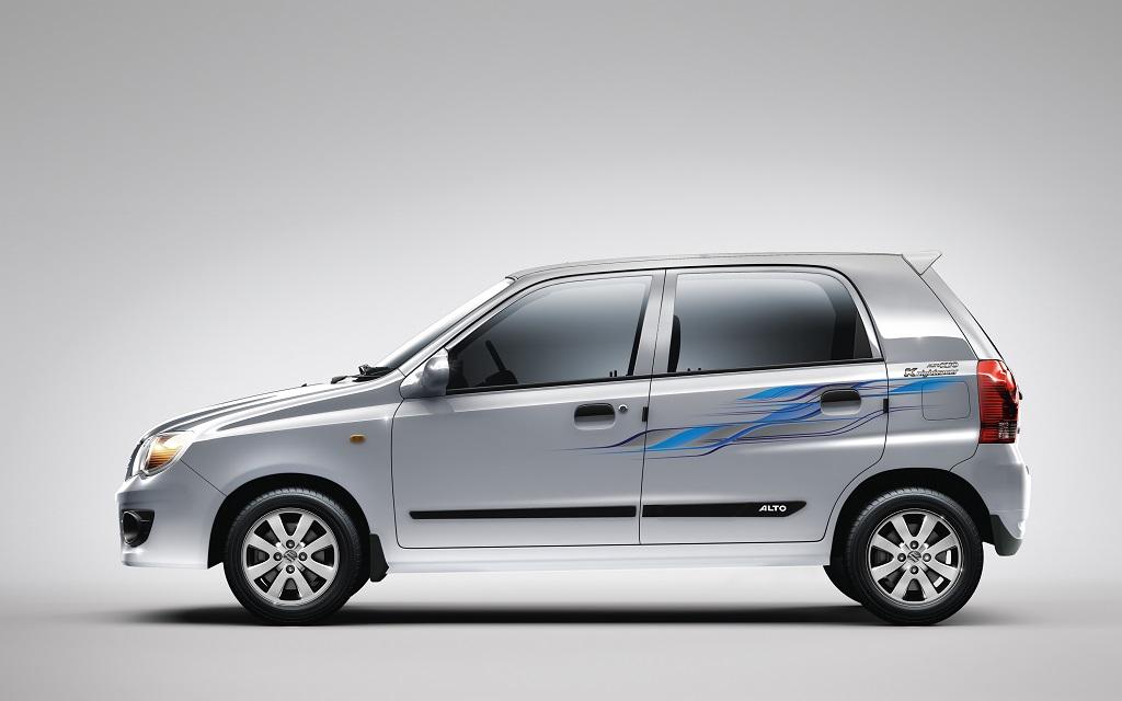 Maruti Suzuki Alto Models In India