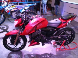 TVS Apache organises largest Apache Owners Group breakfast ride -
