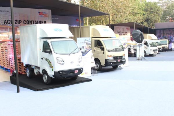 Tata Motors Hosts Small Commercial Vehicle Application