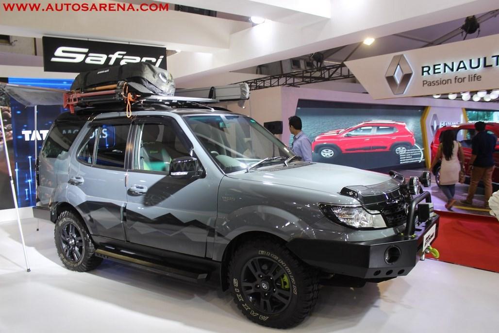Tata Safari Strome Explorer edition (1)