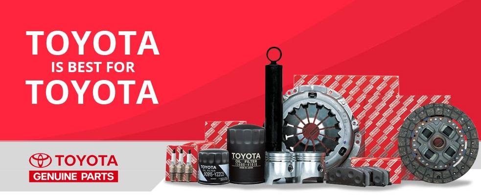 Toyota Genuine Parts >> Toyota Genuine Parts Portel