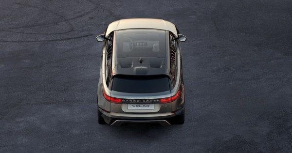 881d4529c4 Range Rover Velar to debut on 1st March